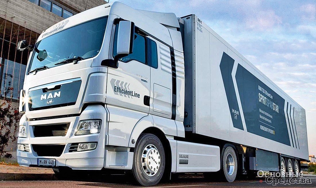 MAN TGX EfficientLine