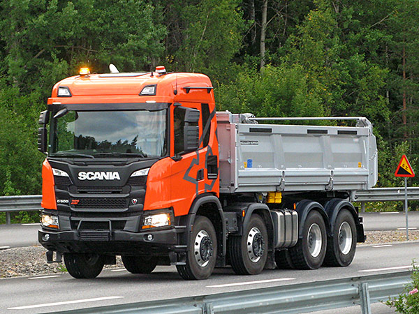 Scania New Generation, этап 2