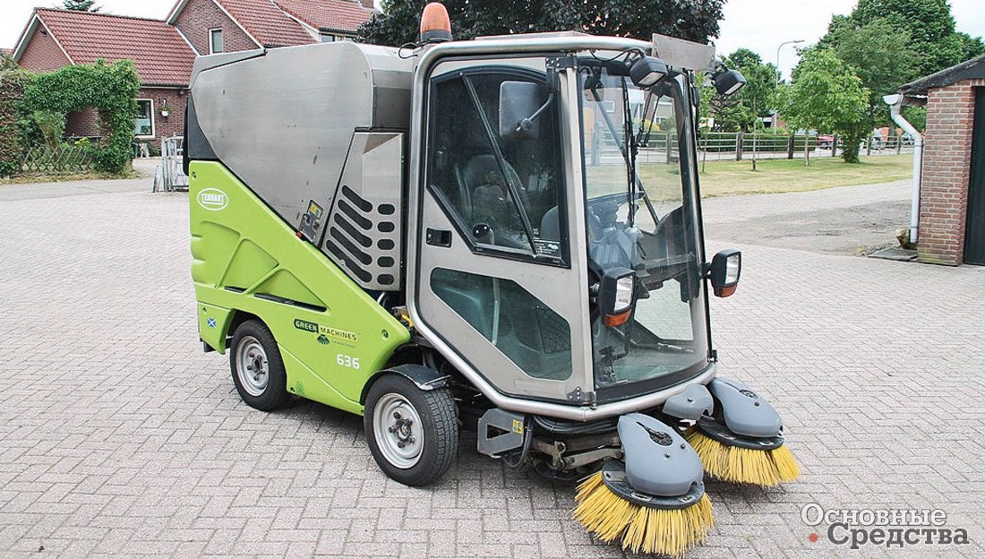 Applied Sweepers 636 Hi-Speed