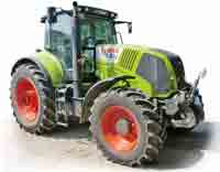 Claas Axion 810C-Matic