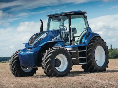 Концепт трактора New Holland