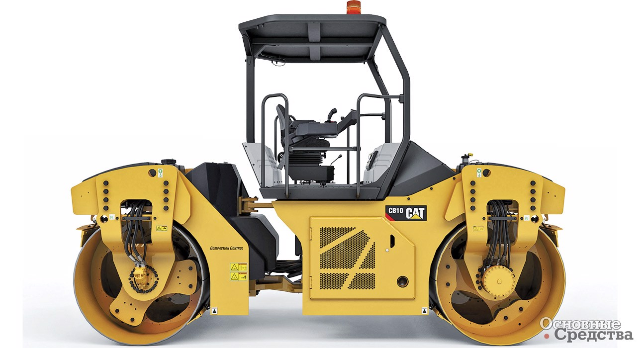 Caterpillar CB10