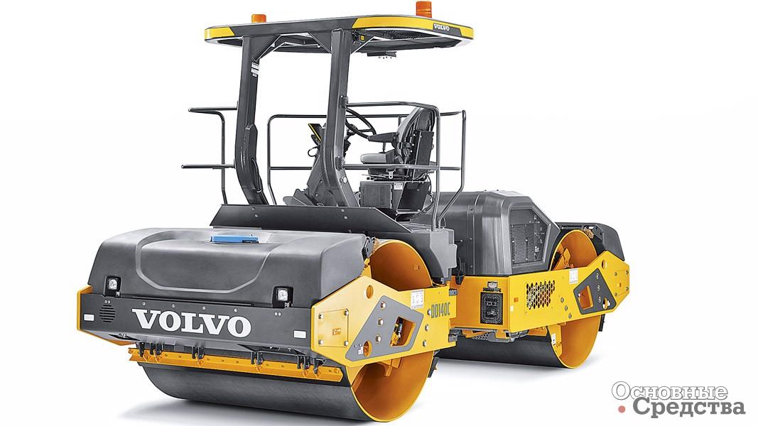 Volvo DD140C