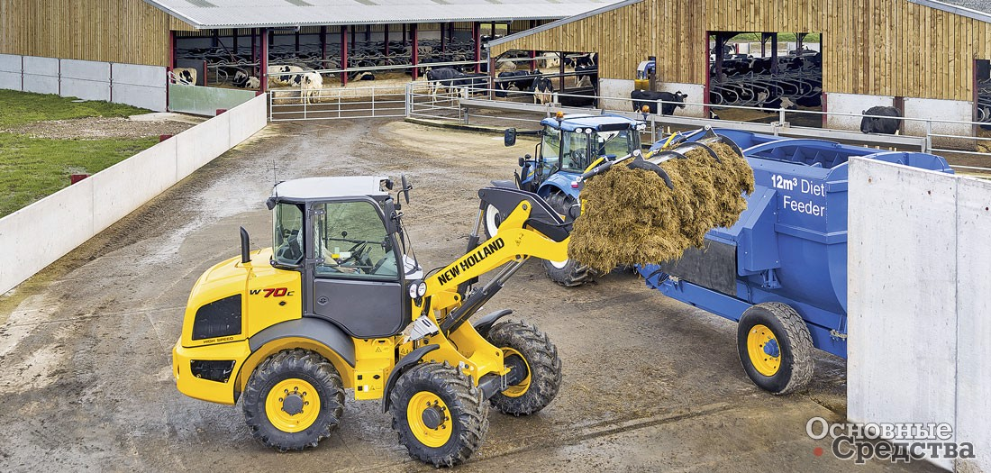 New Holland C-series