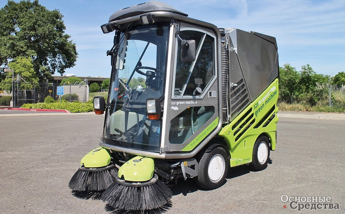 Applied Sweepers 525 Hi-Speed