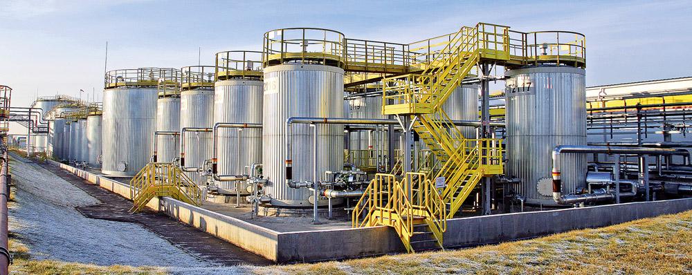 Завод «Шелл» в Торжке. Два года со дня пуска – Основные средства