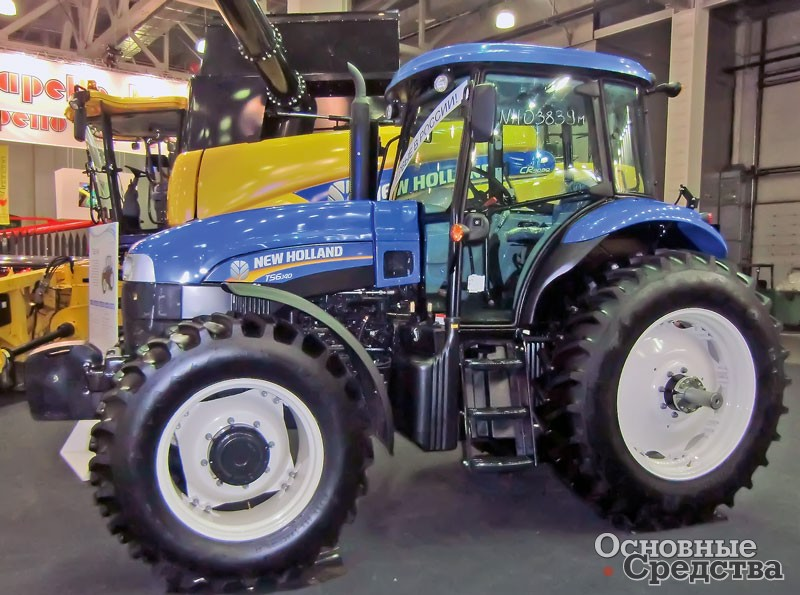 New Holland TS 6140
