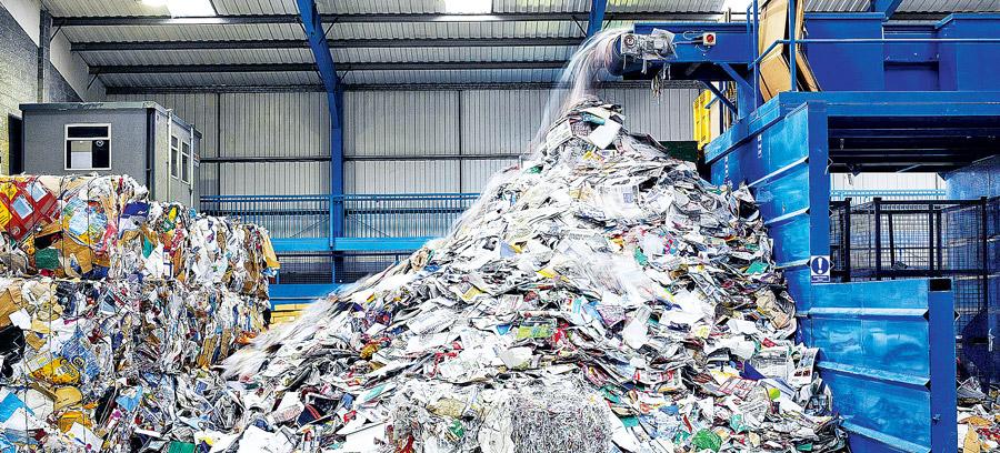 Конвейер по переработке мусора элеватор гусиная шея