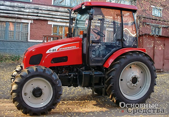 Инструкция по эксплуатации трактора втз 2048