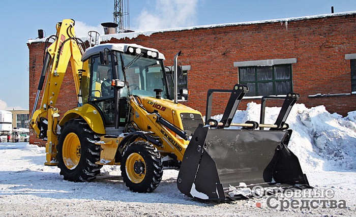 New Holland LB110.B