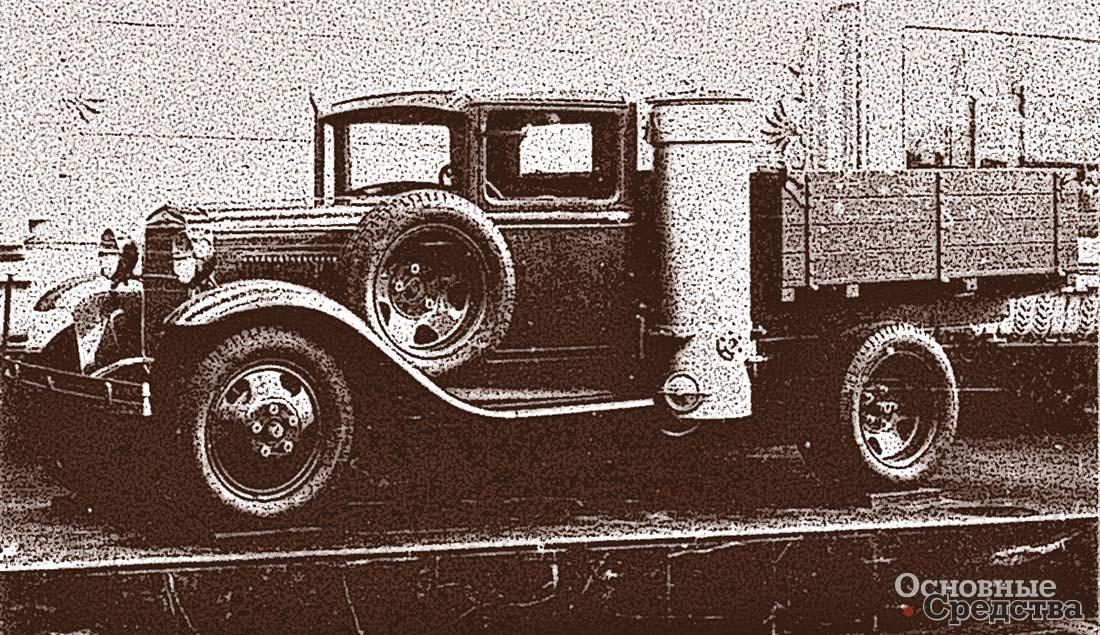 Серийный ГАЗ-42 выпускался всю войну