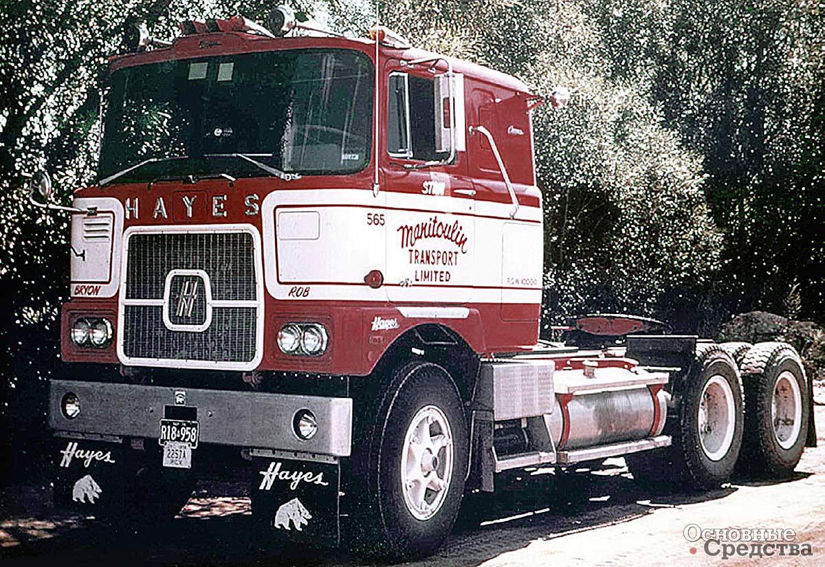 Hayes Mack COE (1969 г.)