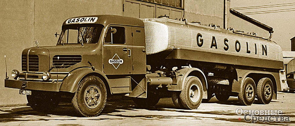 Krupp Mustang L90M4 с двигателем 168 л.с.