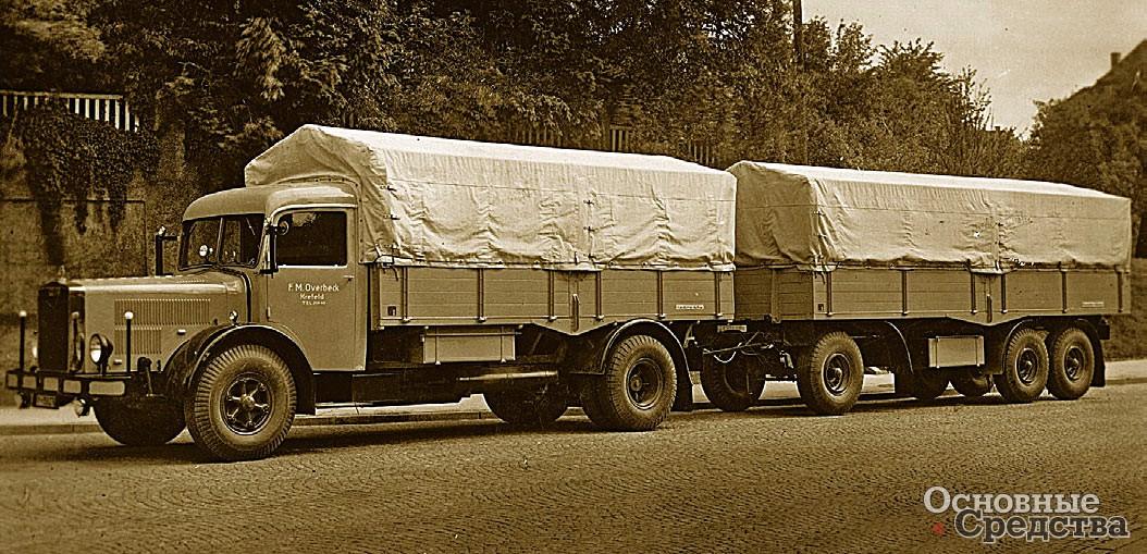 Krupp LD 6,5 N242, двигатель в 125 л.с. (1938 г.)