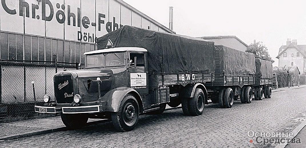 6-тонный 6J1 с дизельным двигателем (1935 г.)