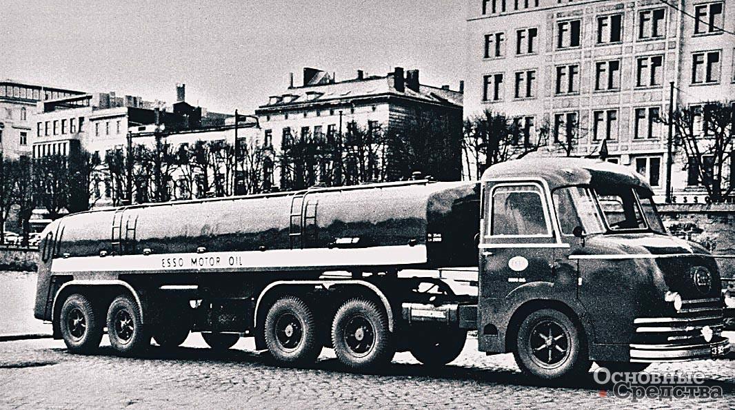 Двухмоторный тяжеловоз HS 190 S Bimot