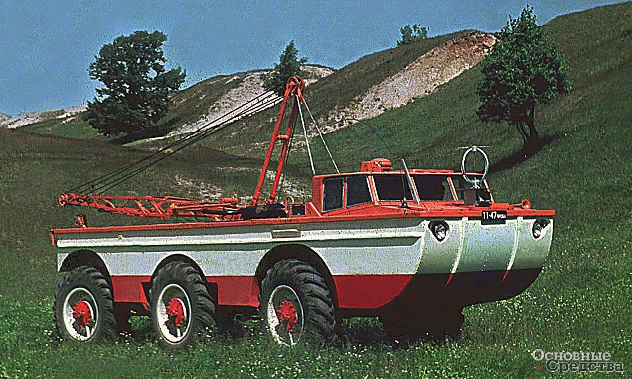 Поисково-эвакуационная установка ПЭУ-1