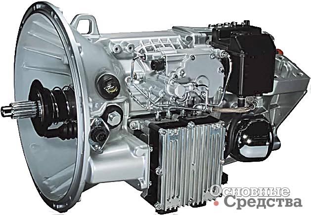 AGS Detroit Diesel