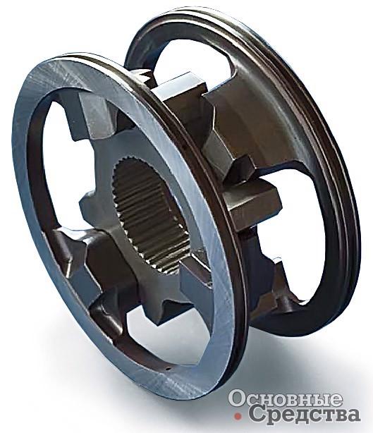 Ноу-хау разработки компании Zeroshift – кольца, заменяющие синхронизаторы, и шестерни АМТ Zeroshift