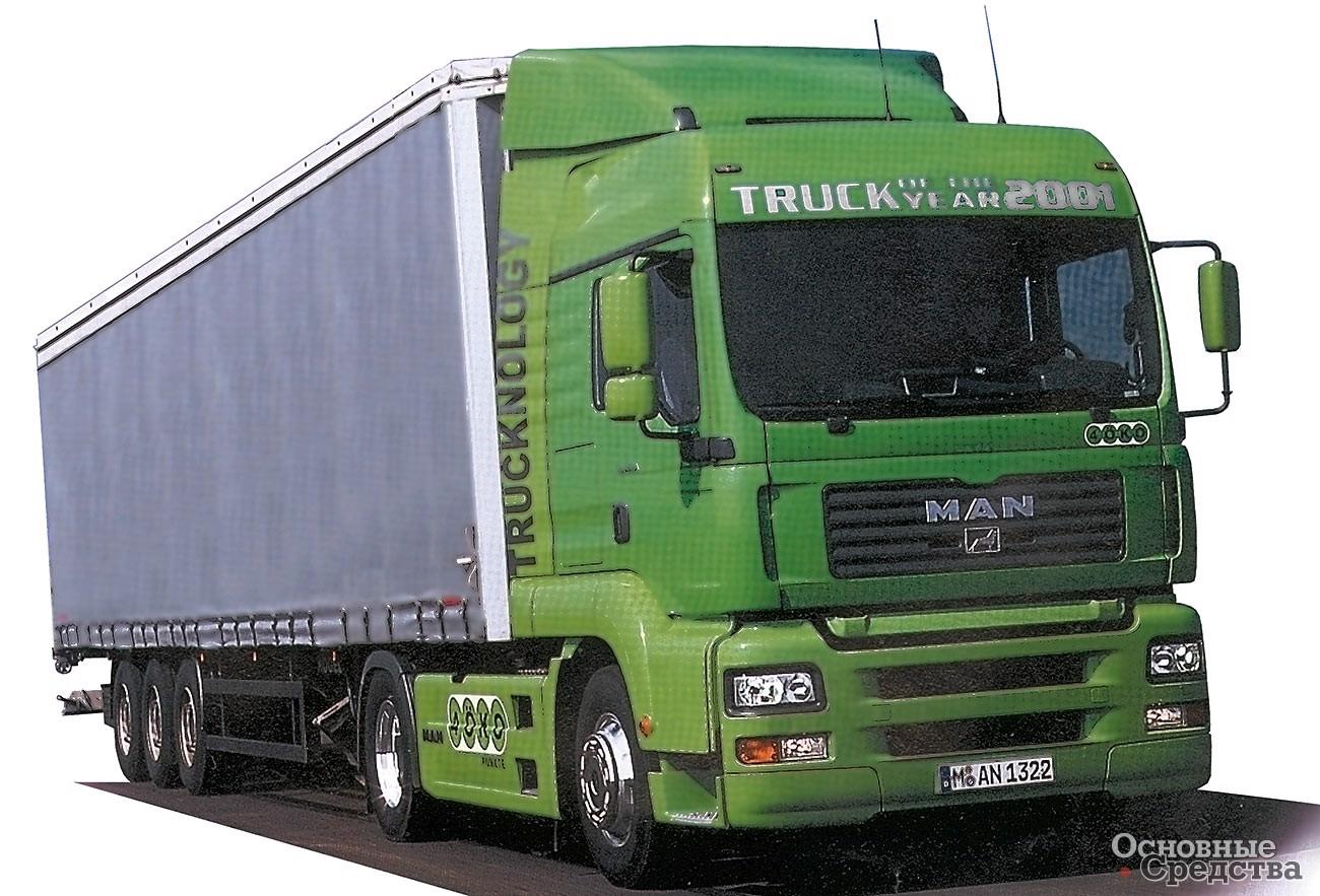 MAN TG 460 A