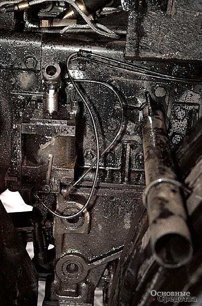 Хорошая защита подъемного механизма кабины