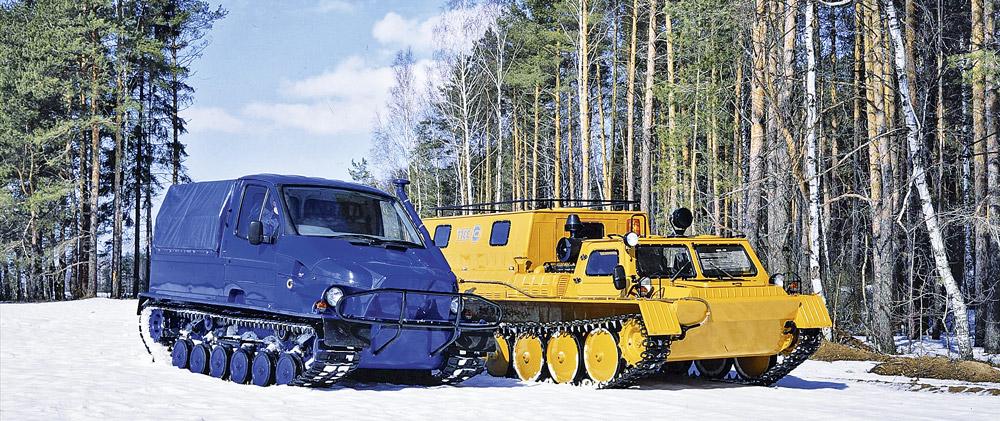 Гусеничные транспортеры снегоболотоходы стальной транспортер