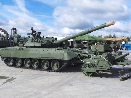 Назначены сроки проведения Международного военно-технического форума «АРМИЯ-2017»