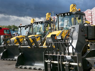 Компания «Русбизнесавто» представила в Санкт-Петербурге технику New Holland
