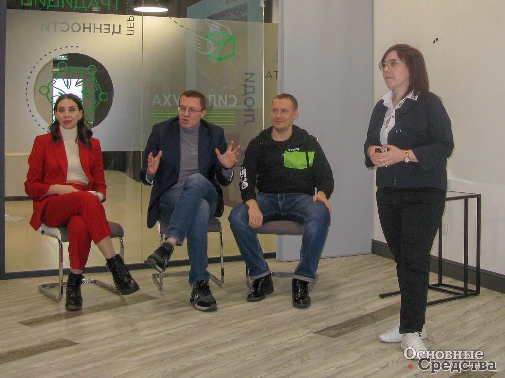 Директор филиала СДЭК в Санкт-Петербурге Надежда Тайц рассказывает о петербургском филиале СДЭК