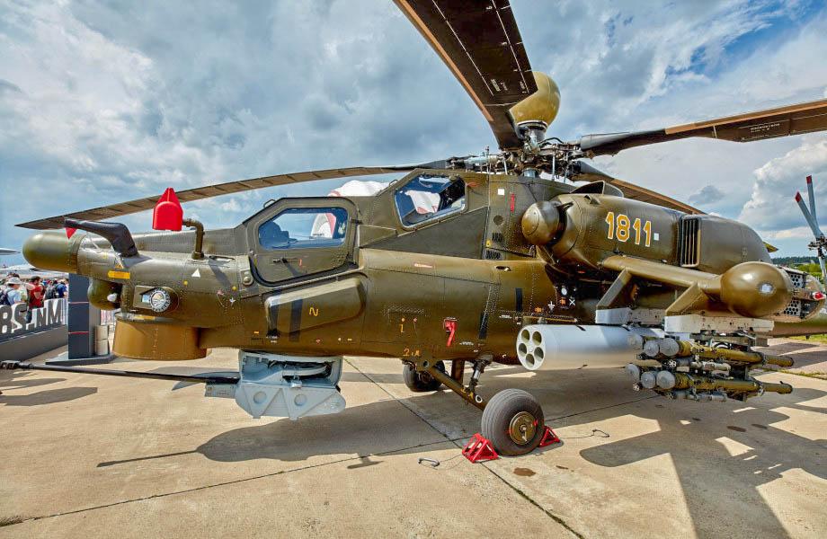 Фото: АО «Вертолеты России»