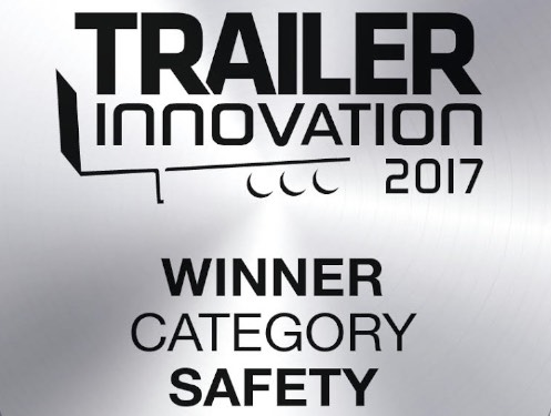 Kässbohrer завоевала награду Trailer Innovation 2017
